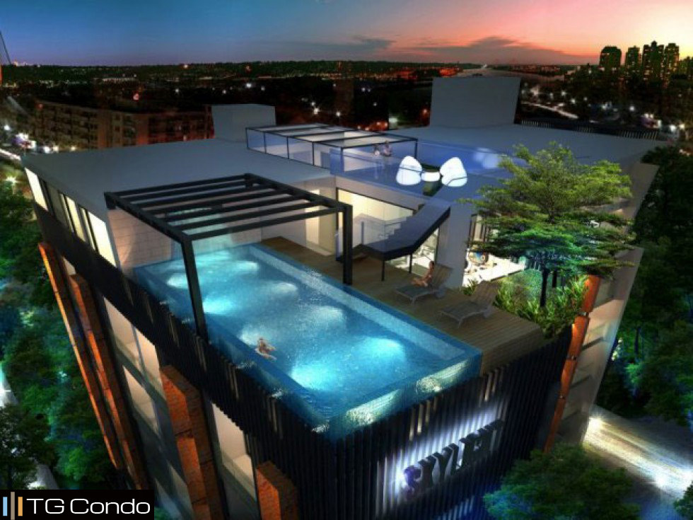 Skylight Condo Pattaya