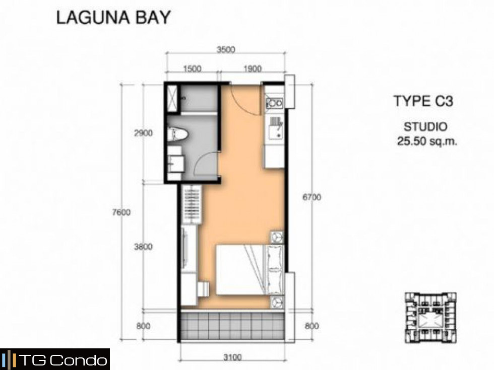 Laguna Bay 1- Pratumnak