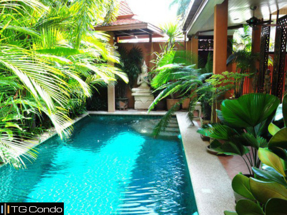 Jomtien Palace Villa for Sale Pattaya