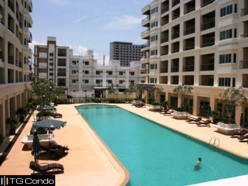 Platinum Suites Condo for Sale Pattaya