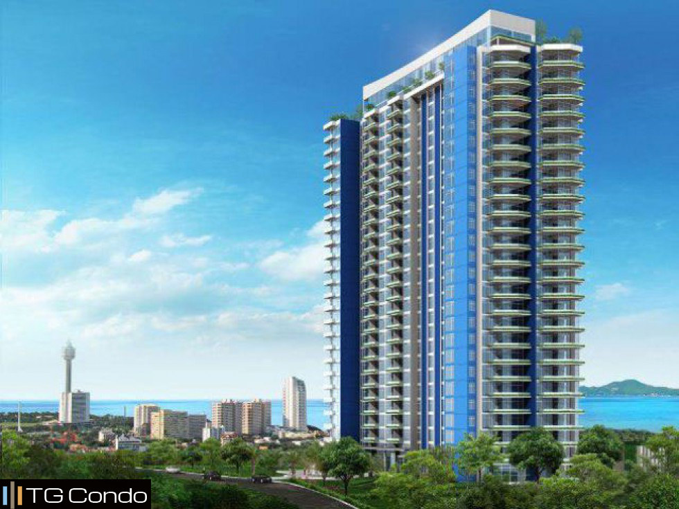Pattaya Condo for Sale: The Cliff Condo
