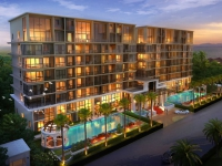 Pattaya Condo for Sale: Mr.Bond@The Beach