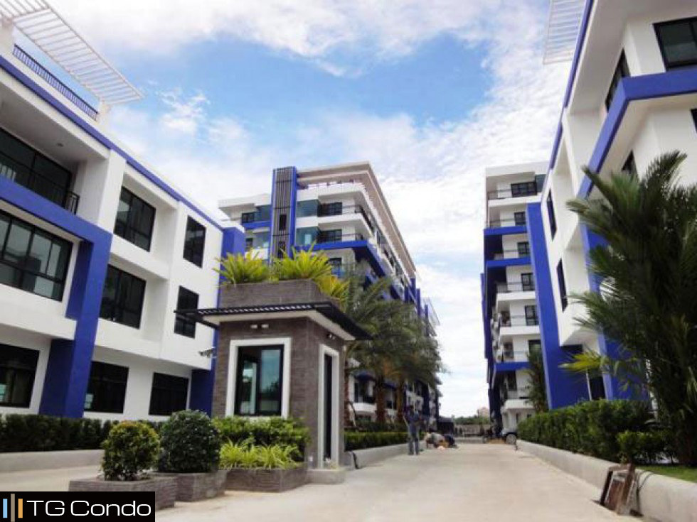 Pattaya Condo for Sale: The Blue Residence