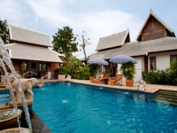 Beverly Thai House Pool Villa Pattaya for Sale
