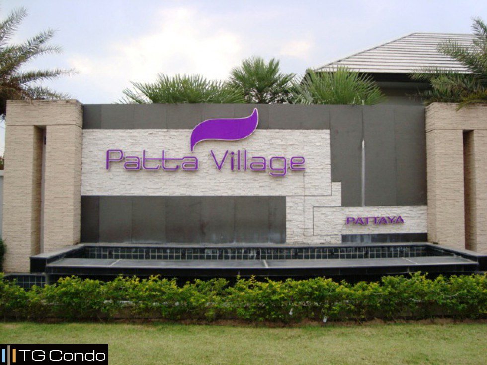 Pattaya House for Sale: Patta Village