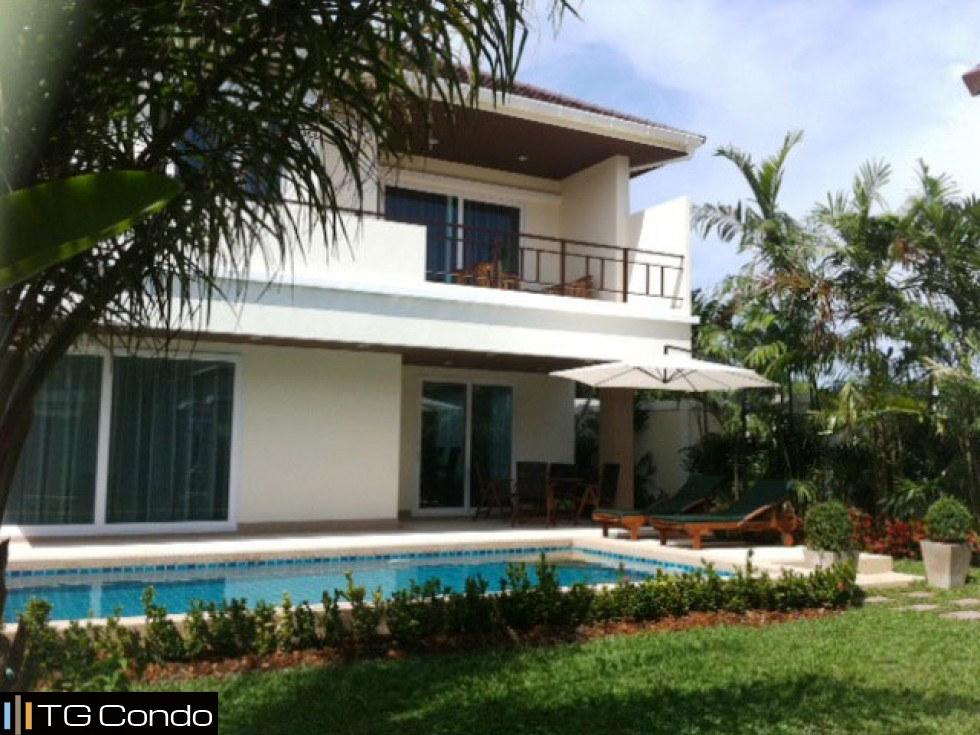 Tropicana Villa