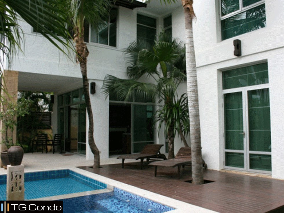 Nagawari Villas Pattaya for Rent
