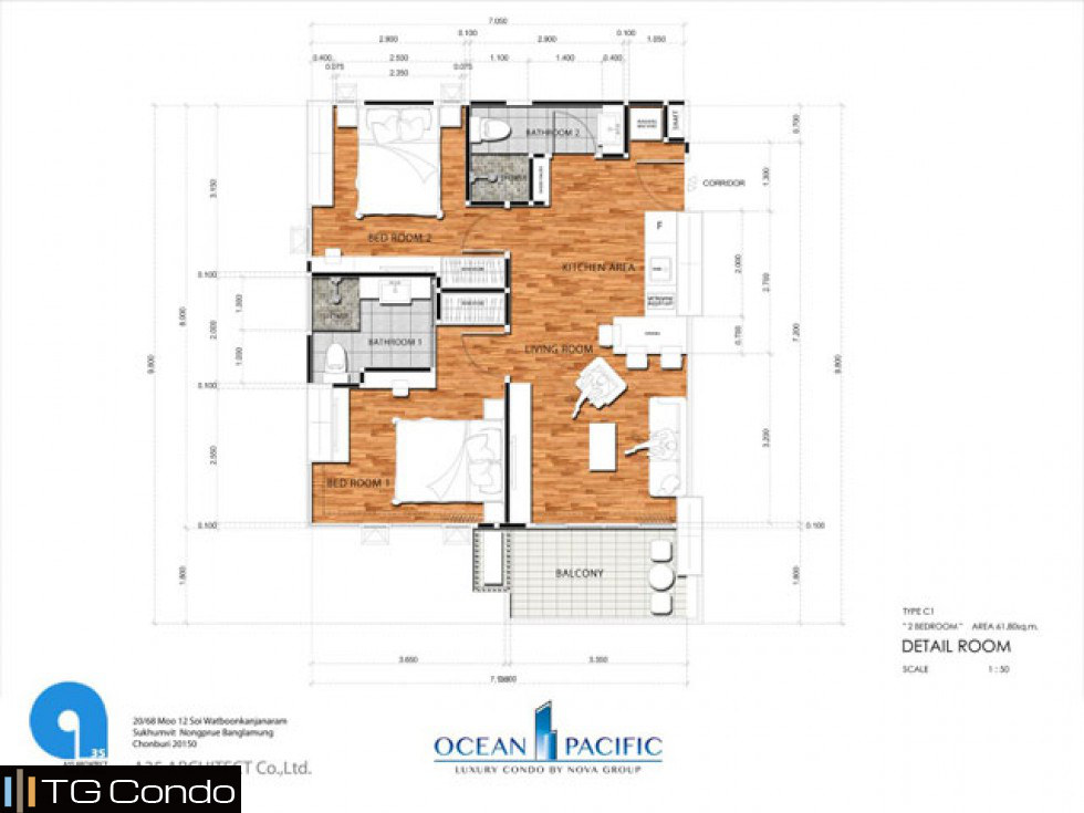 Ocean Pacific Condominium