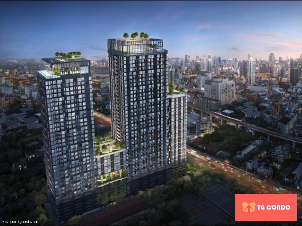 XT Phayathai Condo For Sale