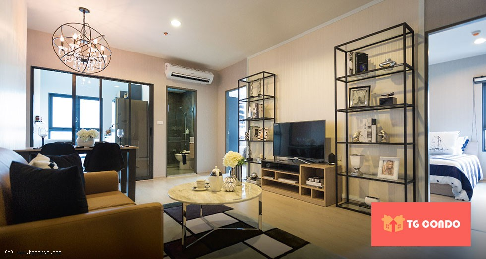 Ideo Sukhumvit 115 Condo For Sale