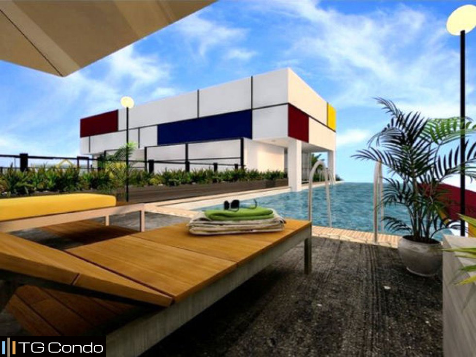 Art on The Hill Condo for Sale Pattaya