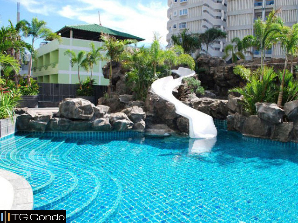 THE CLIFF Condo for Sale Pattaya