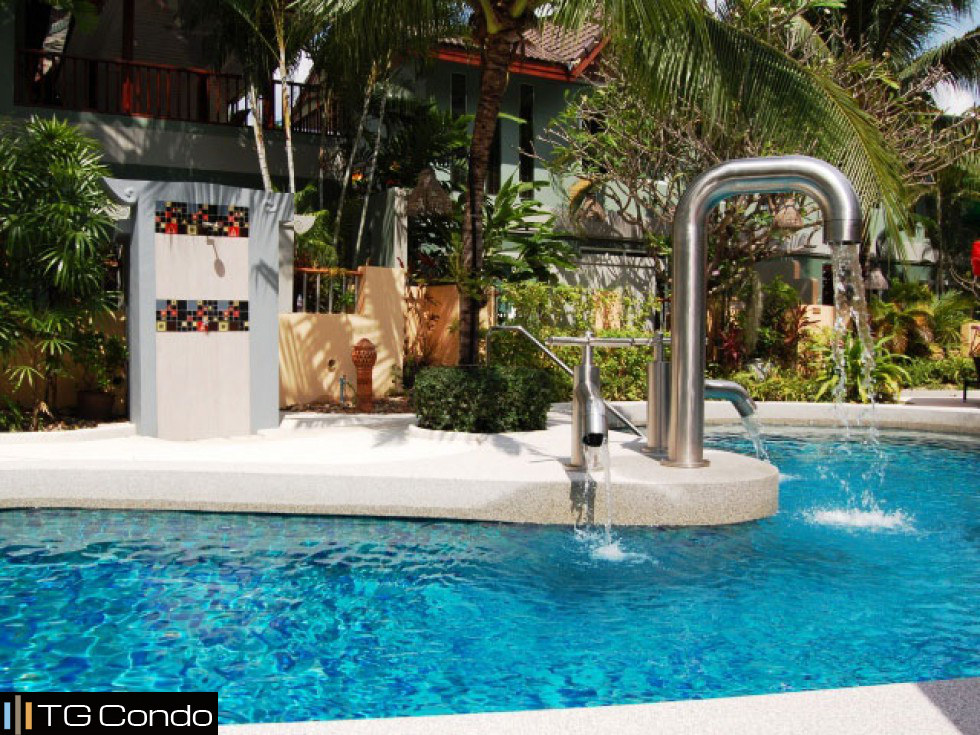 Chateau Dale Tropical Pool Villas Pattaya
