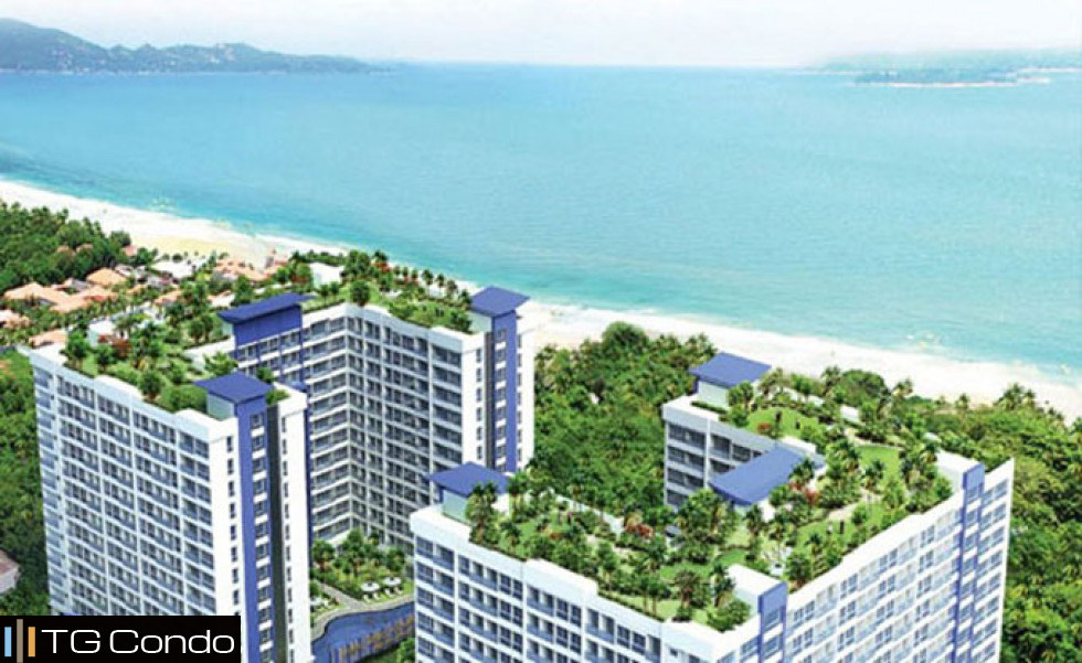 Nam Talay Condo,Sea View