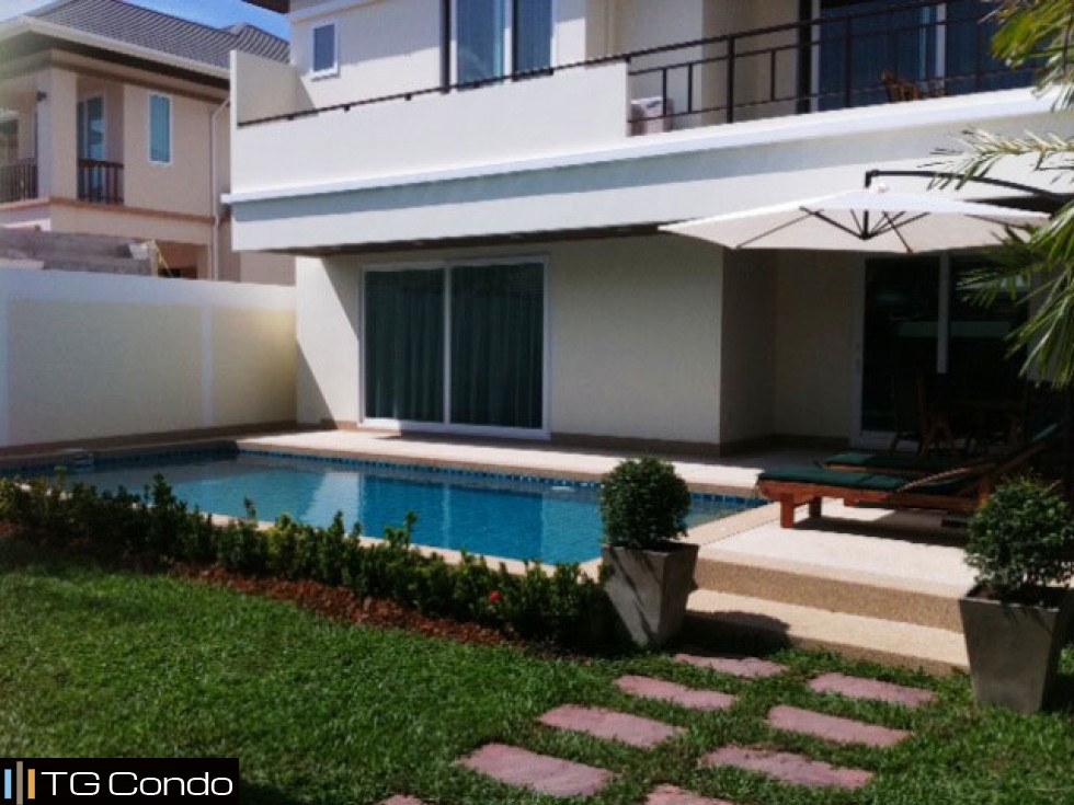 Tropicana Villa 8 Jomtien