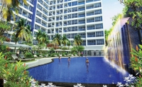 Nam Talay Condo, Pool View
