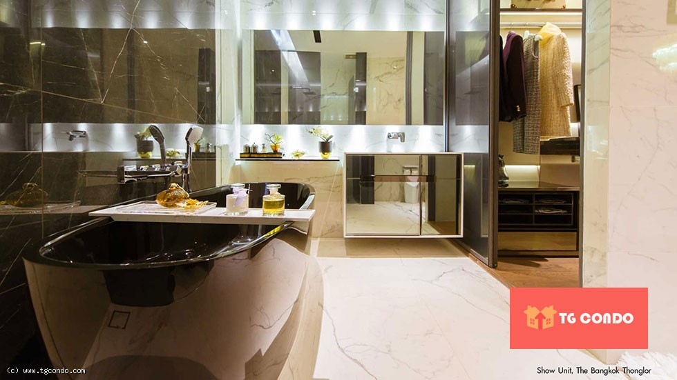 The Bangkok Thonglor Condo For Sale