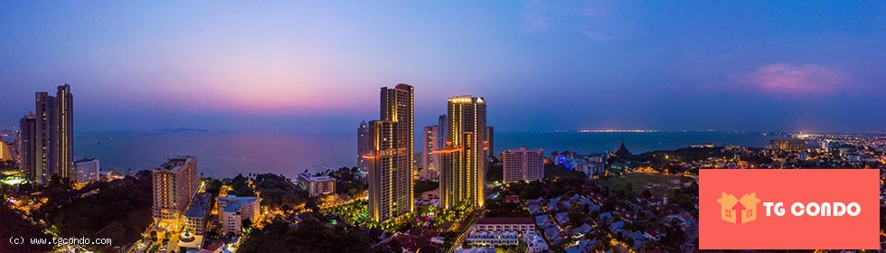 The Riviera Wongamat Pattaya