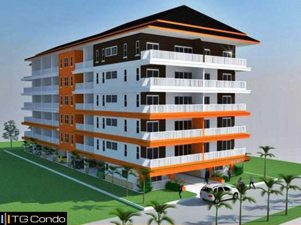 New Nordic Condo for Sale Pattaya