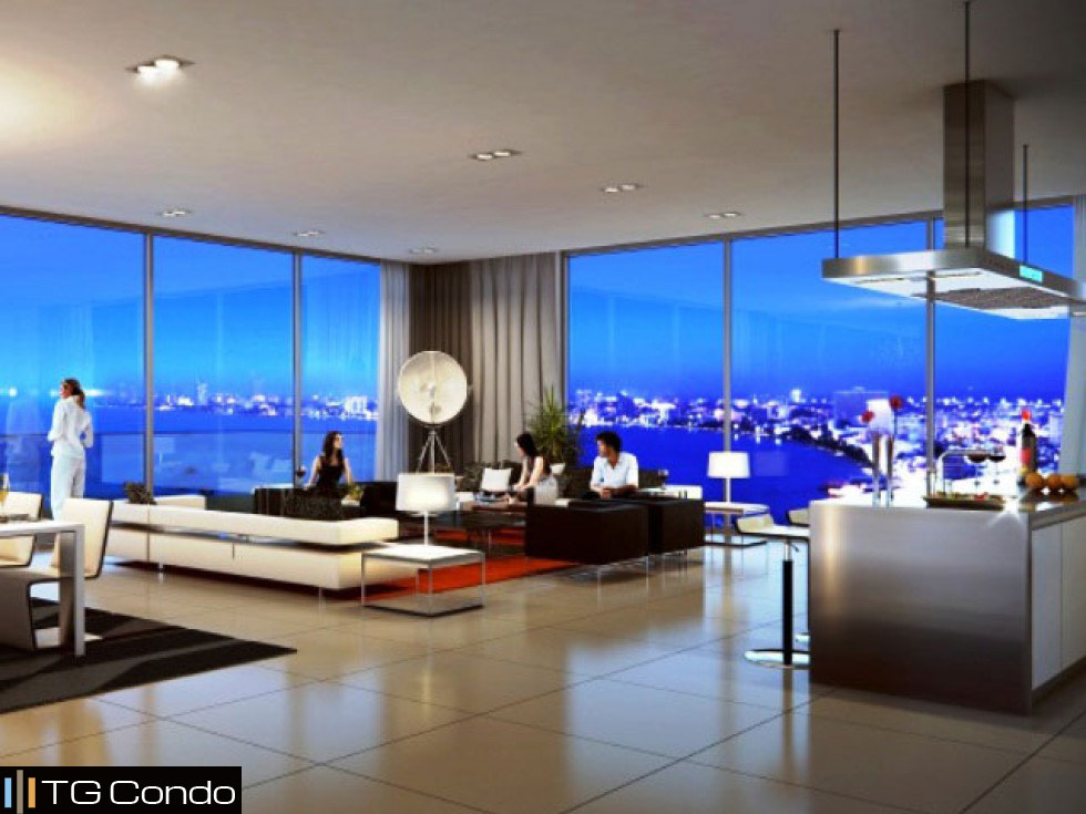 Pattaya Condo for Sale: Waterfront Condo