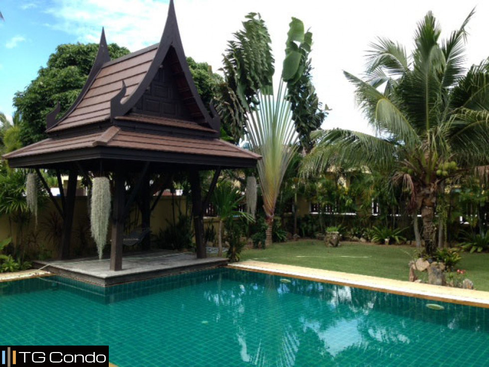 Grand Garden Home, Private Pool
