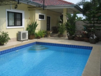 House on Chokchai 3 Pool villa Pattaya