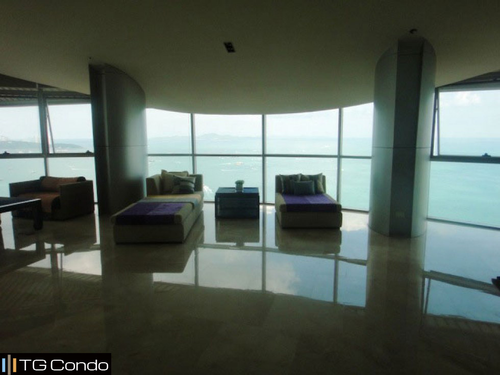 Northshore Penthouse Suites for Sale Pattaya