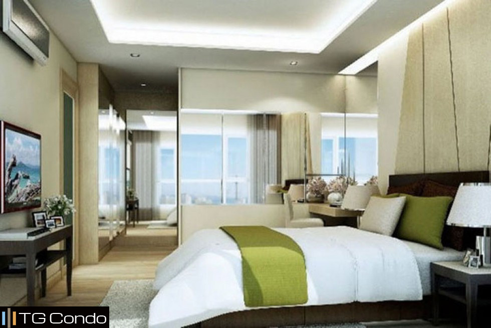 The Peak Tower Condo for Sale Pattaya