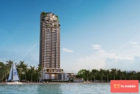 Luxury Beachfront Condominium in Jomtien Beach--Aeras Jomtien