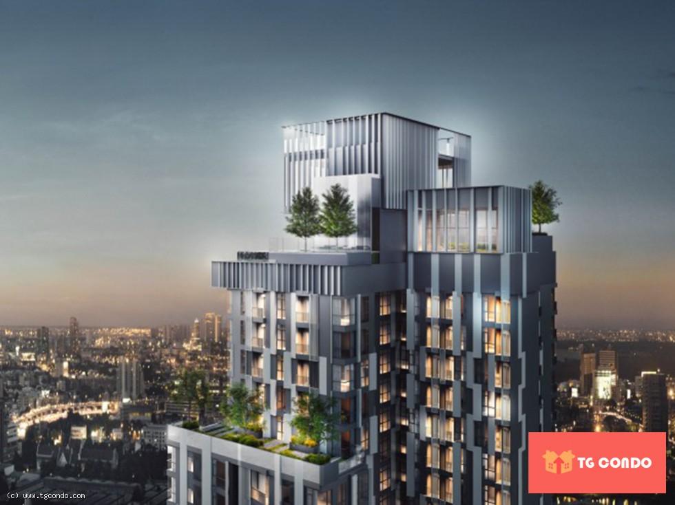 Condominium Near BTS Ekkamai --RHYTHM EKKAMAI