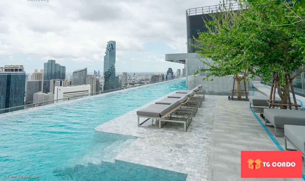 Condominium Ashton Chula-Silom For Rent