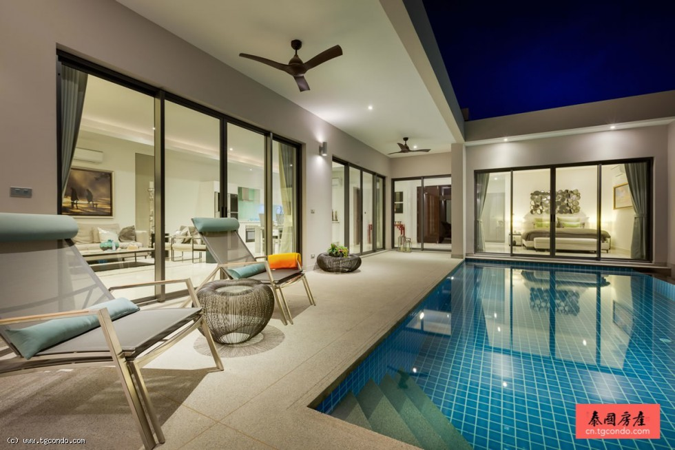Pattaya Amaya Hill Villa for Sale C2