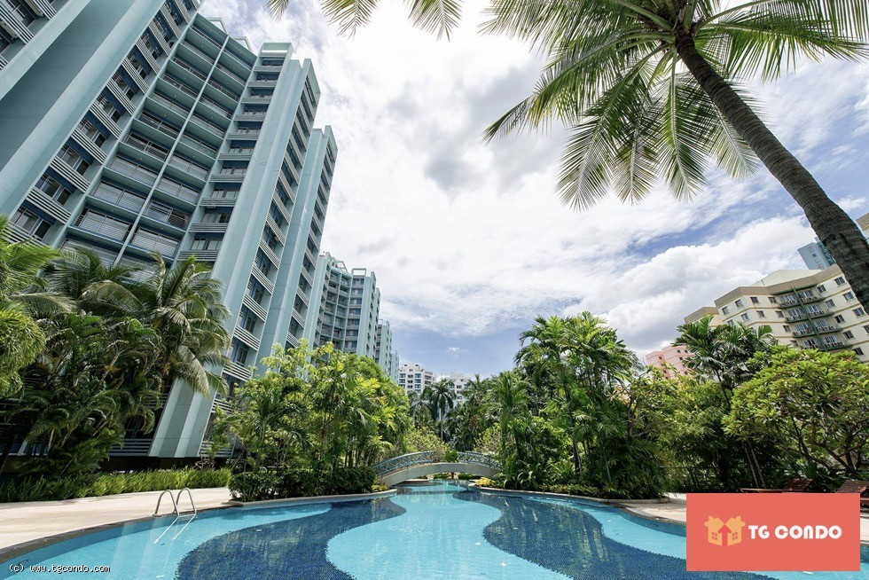 Bangkok Garden Apartment For Rent