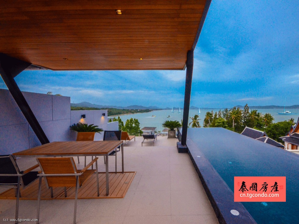 Brand New Luxury Sea View Villas in Rawai
