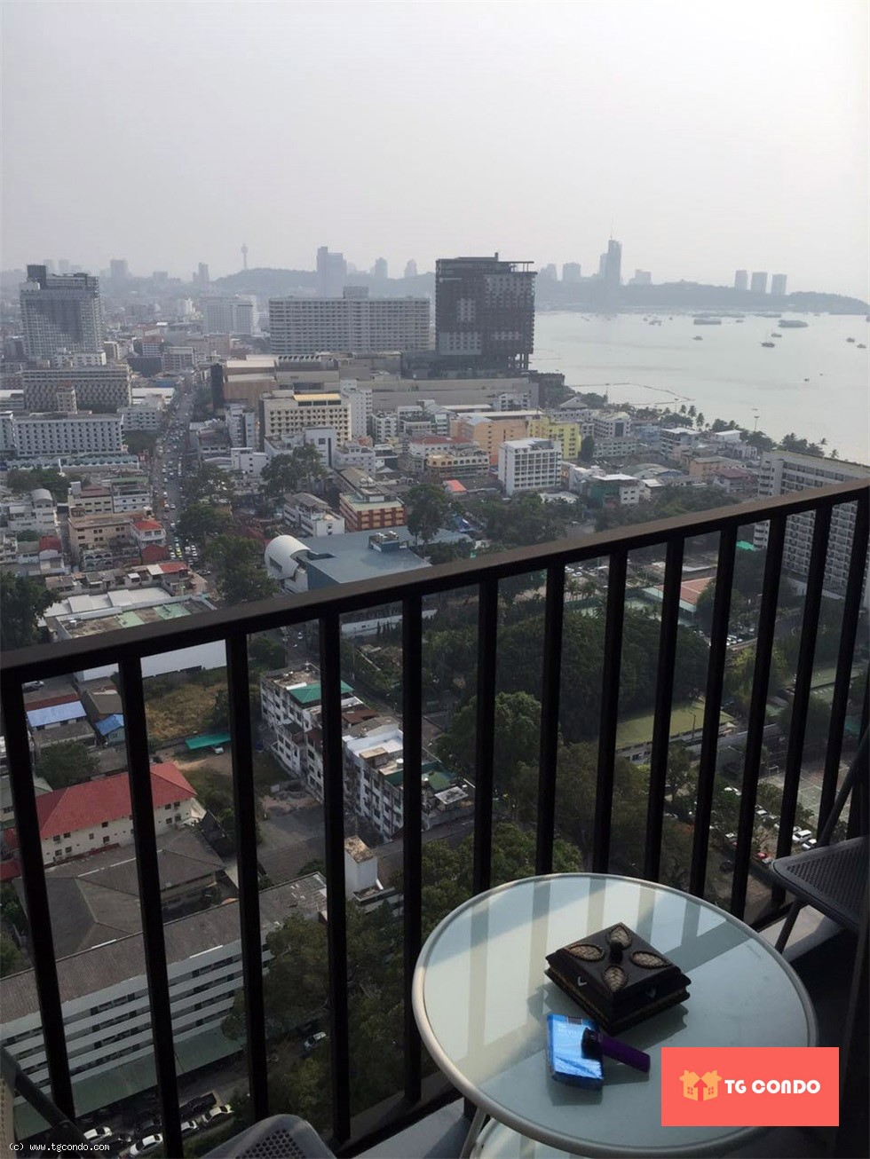 Centric Sea Condo,38th floor,Sea View