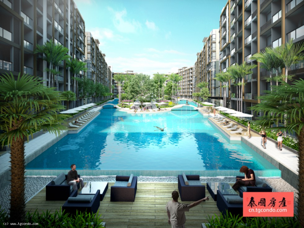 Dusit Grand Park Condo for Sale