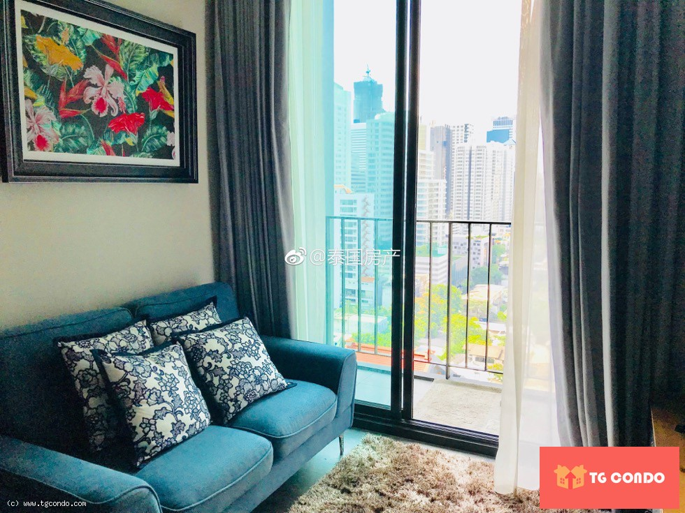EDGE Sukhumvit 23 Condo For Rent,14 th Floor