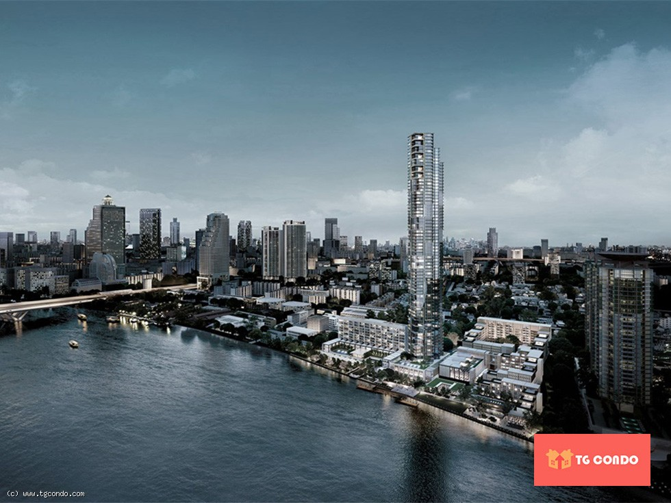Four Seasons Private Residences Bangkok at Chao Phraya River