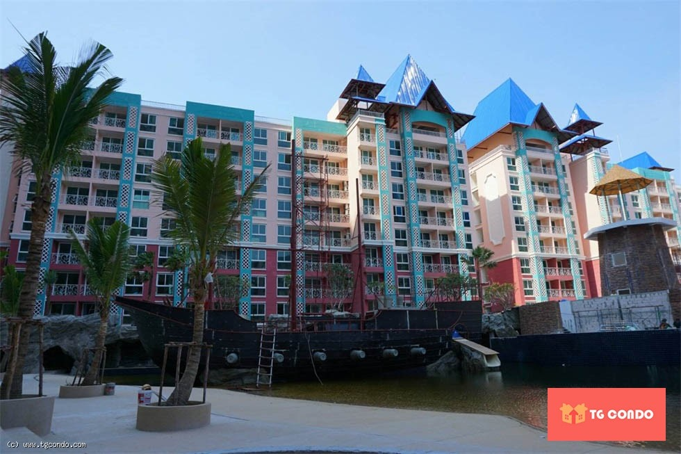 Grande Caribbean Condo for Sale Pattaya