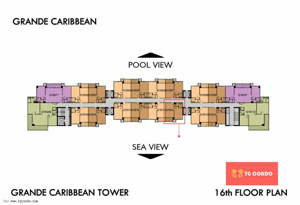 Grande Caribbean Condo