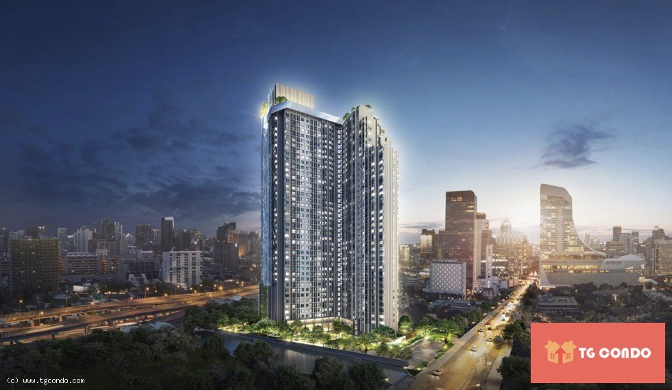 Life One Wireless condominium for sale