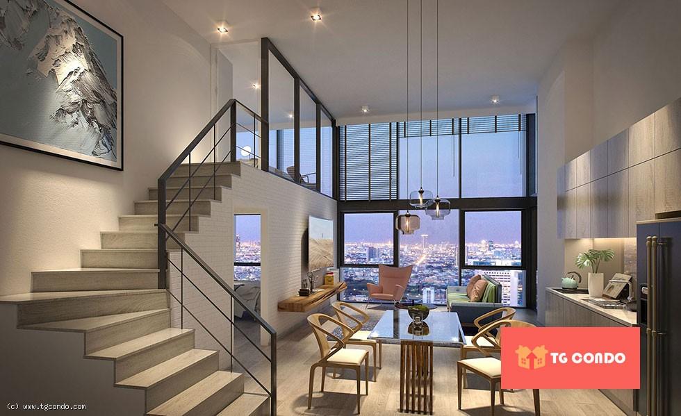 The Lofts Silom Condo For Sale