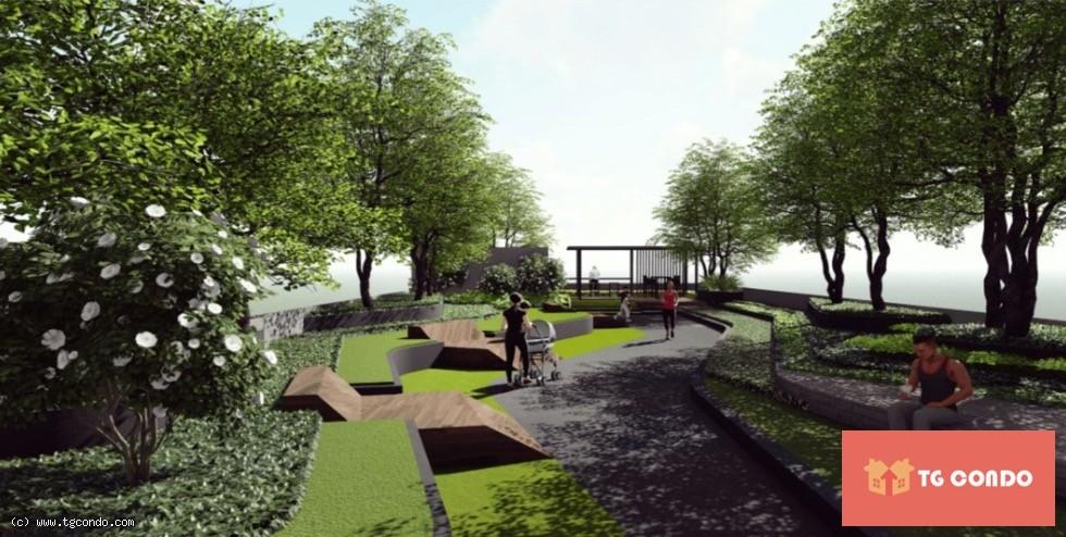 Noble Nue Srinakarin Lasalle New Project that near MRTA Sri Lasalle