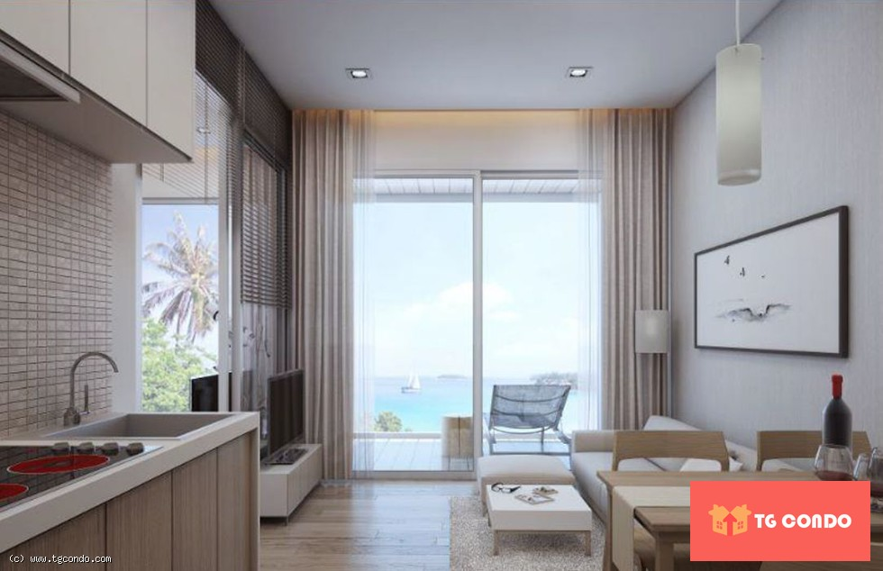 Naka Bay Sea view Condo For Sale