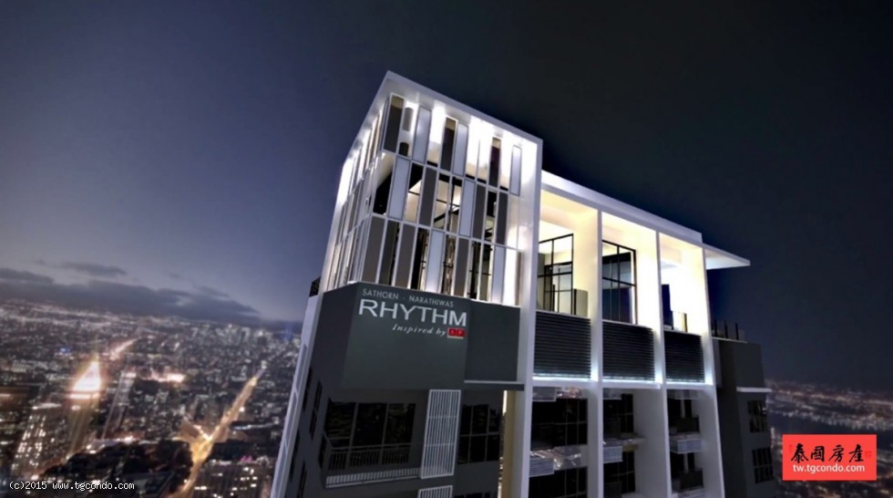 Rhythm Sathorn Narathiwas Condo for Sale