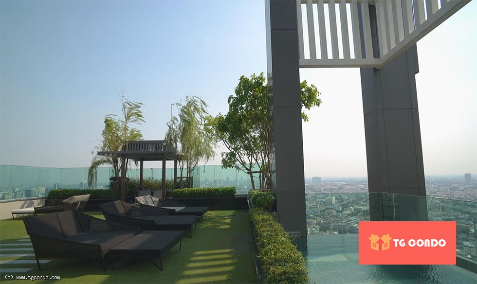 Rhythm Sathorn Condo For Sale