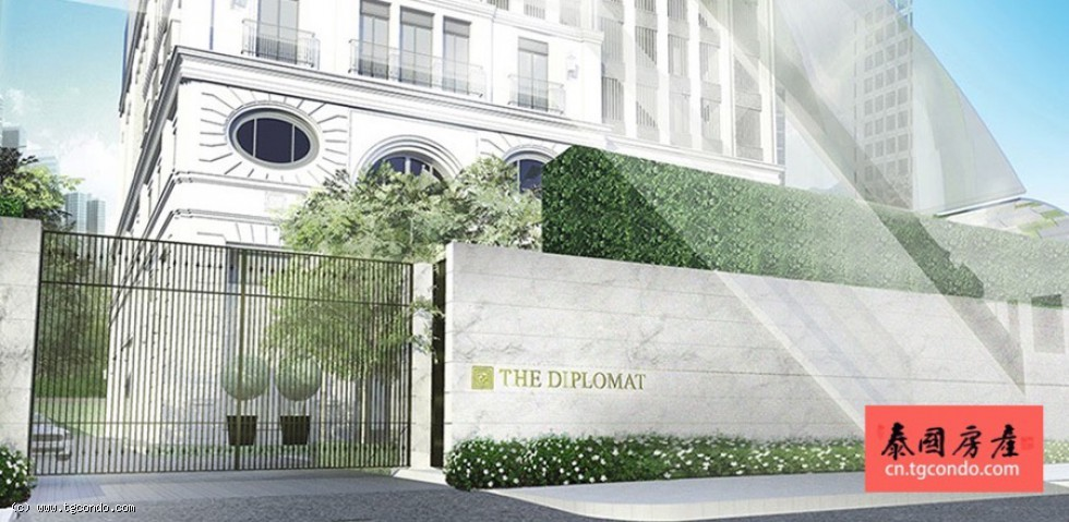 The Diplomat Sathorn