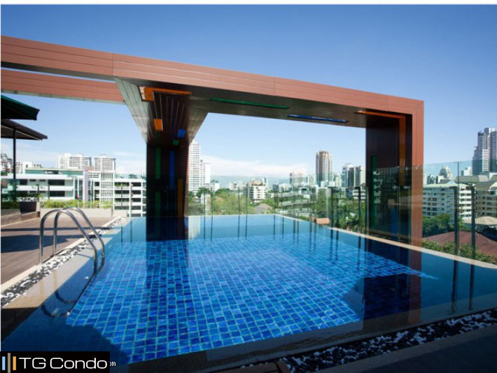 Bangkok Voque Condo 1Bed for Sale