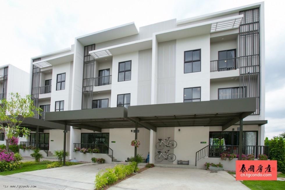 Villa Albero Rama 9 - Srinakarin