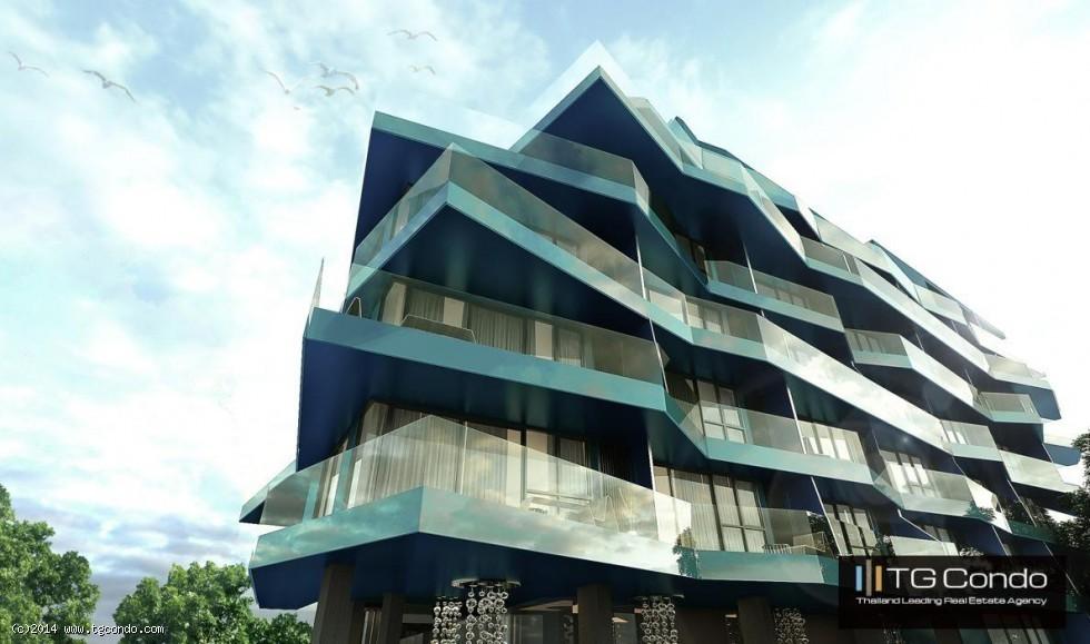 Acqua Condo for Sale Pattaya